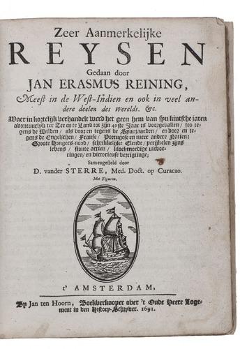 Zeer aanmerkelijke reysen gedaan door Jan Erasmus Reining